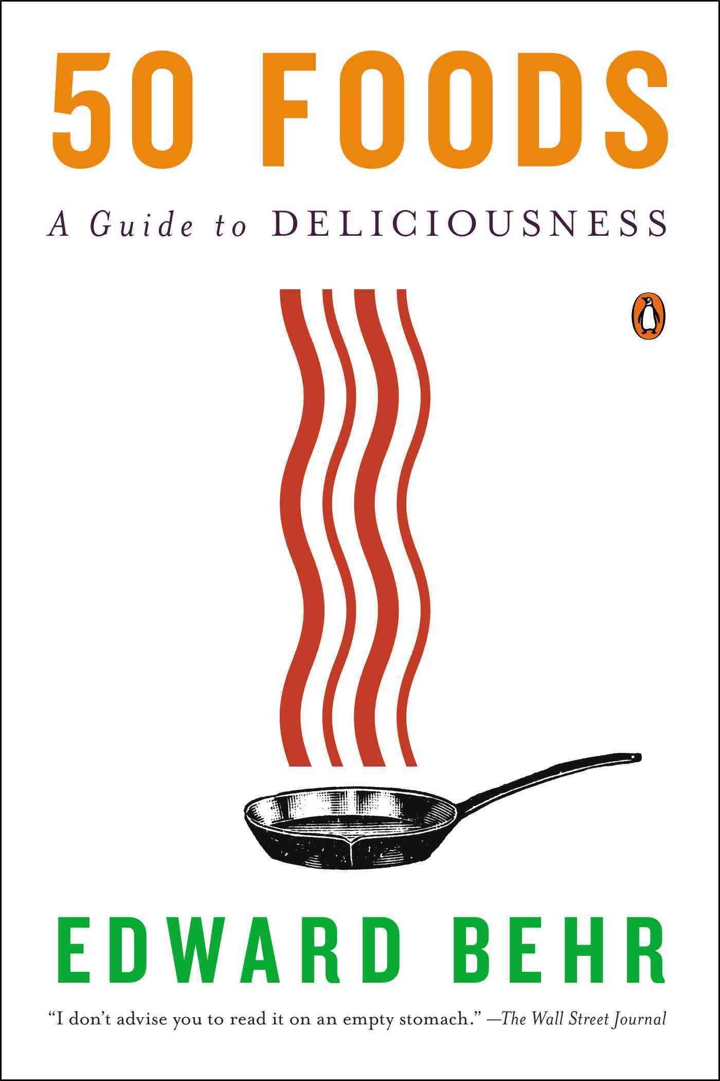 50 Foods By Behr, Edward/ Jaso, Mikel (ILT)