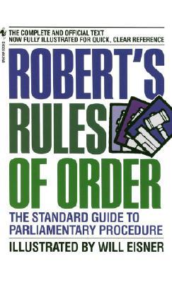 Robert's Rules of Order By Eisner, William (ILT)